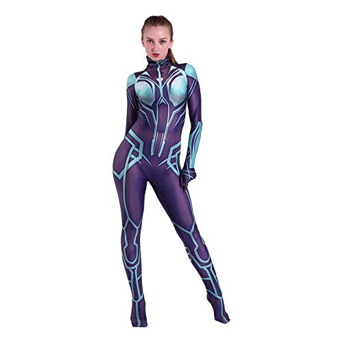 Frau Movie Cosplay Overall Kostüm -Avengers Thor Deluxe Kostüm,Adult-L