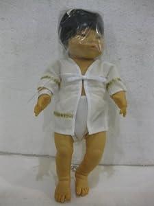 The Doll Factory la muñeca factory08.63309Preemie Asian Girl muñeca con pañales