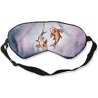 Yin Yang Fish Art Sleep Eyes Masks - Comfortable Sleeping Mask Eye Cover For Travelling Night Noon Nap Mediation... preisvergleich bei billige-tabletten.eu