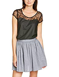 Only Womens Body Blouse Shirt (15090998_Black_Medium)