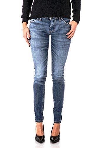 PLEASE - P95 t74 femme jeans pantalon slim Denim
