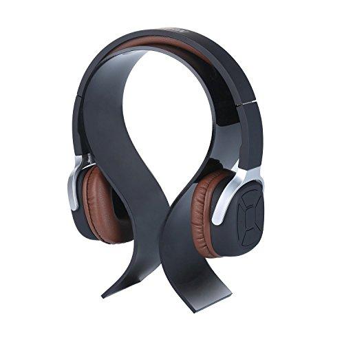 Acryl-Kopfhörer-Ausstellungsstand - Aolvo Portable Universal-Gaming-Headset-Halter Kopfhörer mit Halterung für Xbox One PlayStation Wireless Stereo Headset & More Koss Stereo-headset