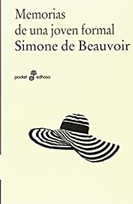 Memorias de una joven formal par Simone de Beauvoir