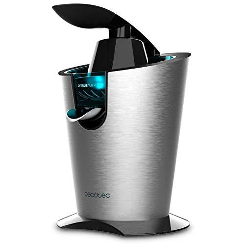 Cecotec Zitrus 160 Vita Exprimidor eléctrico de Brazo para Cítricos