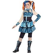 Ciao 11075 - Bloom Hallowinx Monster Mission Costume, Blu, 4-6 Anni