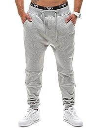 BOLF - Pantalons de sport – Jogging pantalons – J.STYLE K09 – Homme