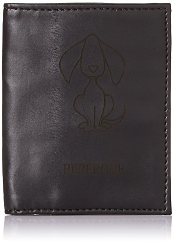 Peperone Women's Wallet (Black)  available at amazon for Rs.267