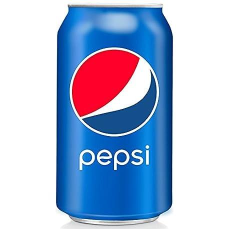 Pepsi Bebida Refrescante Aromatizada de Cola lata 33 cl