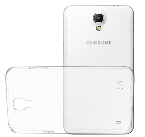 OKCS® TPU Hülle Case Schutzhülle für Samsung Galaxy Mega 2 inklusive Wunderglass Panzerglas Screenprotector Schutzfolie Displayschutz Glasprotector