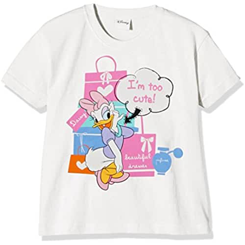 Character Club kids Camiseta Manga Corta Too Cute