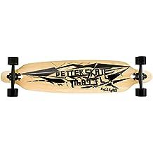 """Ridge 41"""" Complete Exclusivo Kyle Egret Colaboración Twintip Longboard"""