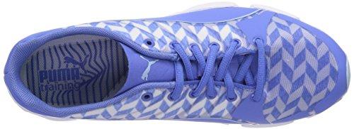 Puma - Formlite Xt Ultra2 Clash Wns, Scarpe fitness Donna Blu (Blau (01 ultramarine))