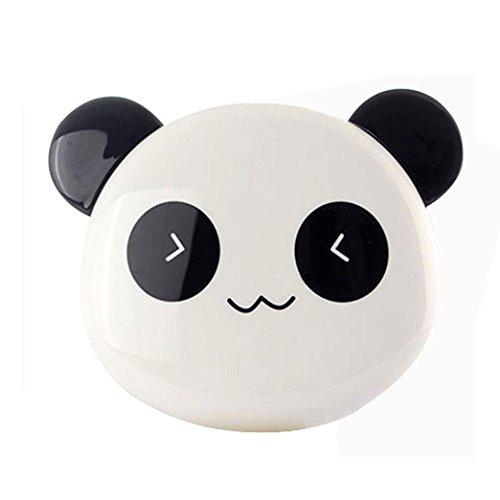Taottao batteria esterna a forma di grazioso panda, 12.000 mah, portatile, per telefono, usb, b