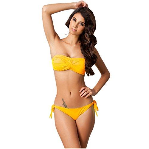 o-c-da-donna-nuovo-alti-bikini-set-yellow-smlxl
