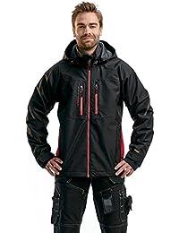 blakläder 489019777899s ligero Gefütterte Función chaqueta, color marrón/negro, S