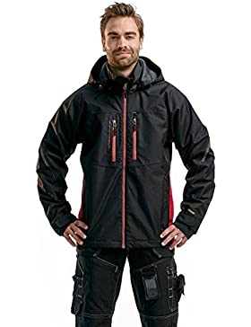 blakläder 489019777899M portatartas Función chaqueta, color marrón/negro, M