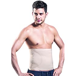 Dermawear Men's Blended Tummy Tight (A-303_Cream_Medium)