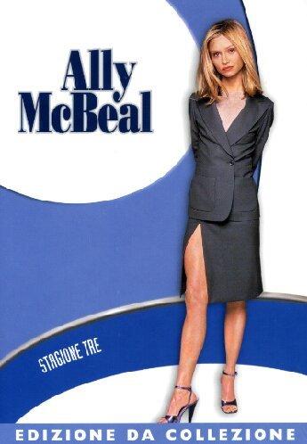 Ally McBeal(edizione da collezione)Stagione03 [6 DVDs] [IT Import]