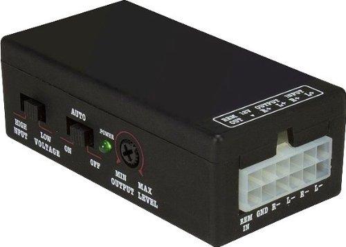 High/Low-Level Prozessor, Aktiv, 2 Kanal, mit Remotesignalerzeugung