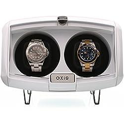 AXIS Dual Automatische 2Uhrenbeweger weiß axw094W New für 2016