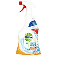 Dettol Power and Pure Kitchen Cleaner - 1 L