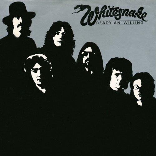 Ready An' Willing - Whitesnake's third album