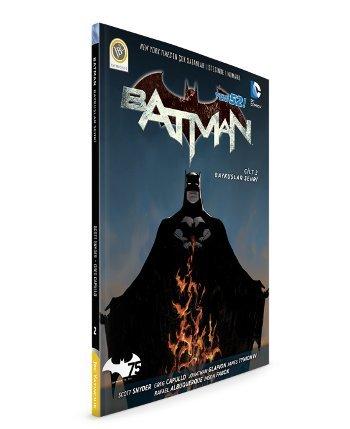 Batman Cilt 2 : Baykuslar Sehri