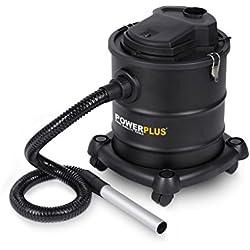 PowerPlus POWX308Aspirateur sans Sac 20 L 1200W Noir