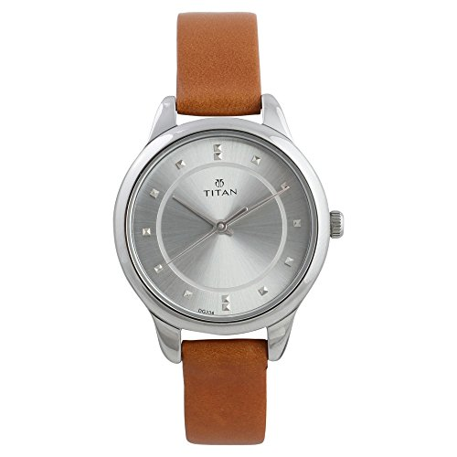 41rri3CHJ5L - Titan 2481sl06 girls analoge h watch