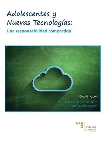 Adolescentes y Nuevas Tecnologias por Jose Julio Fernandez Rodriguez
