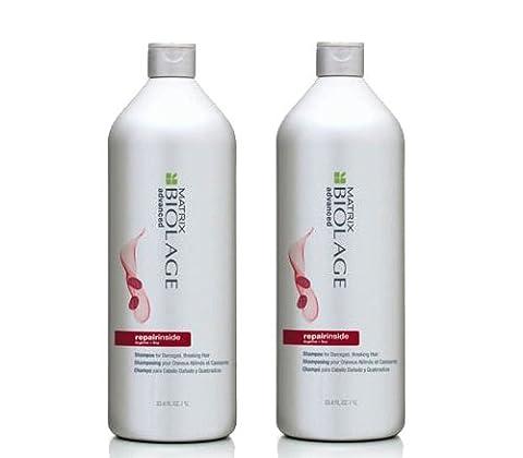 Matrix Biolage Advanced Repair Inside Conditioner 1000ml + Shampoo 1000ml