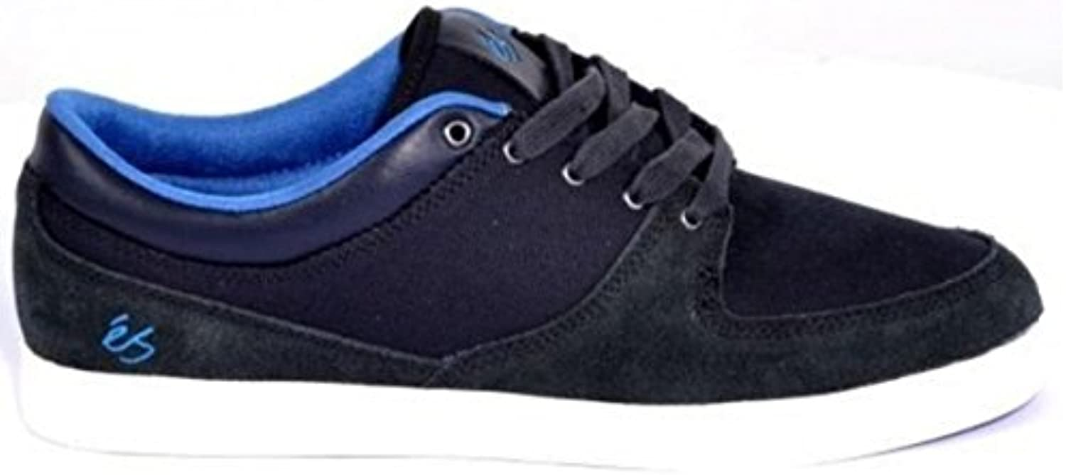 ES Footwear Skateboard Schuhe La Brea Dark Grey / Blue
