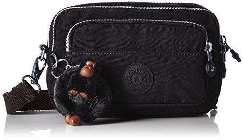 Kipling Damen MULTIPLE Geldbörse Schwarz (Black)