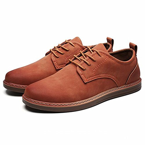 FEIFEI Scarpe da uomo Primavera e autunno Moda Casual Tide Shoes 3 colori (taglia scelta multipla) ( Colore : 01 , dimensioni : EU42/UK8.5/CN43 ) 02