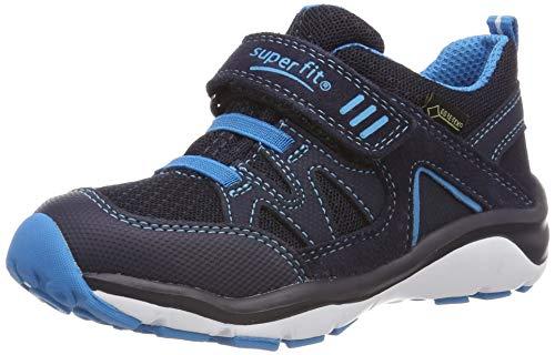 Superfit Jungen Sport5\' Gore-Tex Sneaker, Blau 80, 21 EU