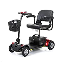 Pride Go Go Elite Traveller Plus 4 Travel Mobility Scooter