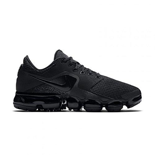 Nike NIKE AIR Vapormax (GS) Laufschuhe, Kinder, NIKE AIR VAPORMAX (GS), Schwarz, 5Y (Schwarze Nike Core)