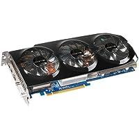 Gigabyte Radeon HD 7950 OC Grafikkarte (PCI-e, 3GB, GDDR5 Speicher, miniDP)