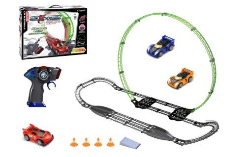 Silverlit 3D XTrek 82.394 - Speedway (7 m circuito comprende veicoli controllati a raggi infrarossi), disponibile in vari colori