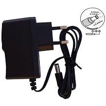 Rce  - Fuente de alimentación 12v1a para la cámara de vigilancia de vídeo o rgb led, conmutación adaptador de ca-cc 12w 12v 1a
