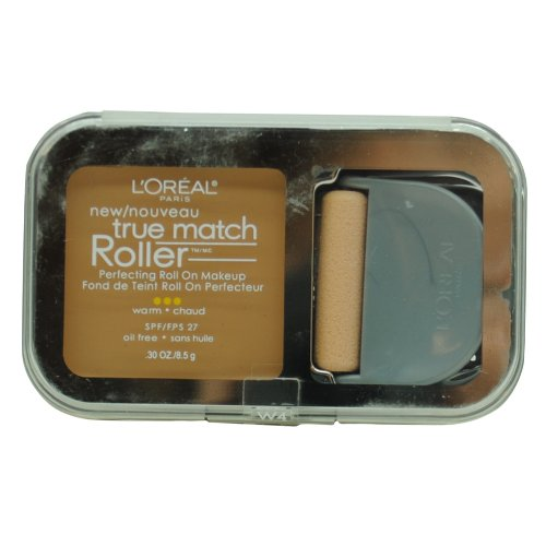 L'Oréal True Match Roller - Perfector roll on Makeup - W4 Natural Beige (Match L Oreal True)