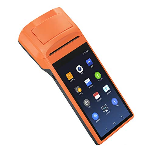 Handheld Wireless Bluetooth Thermal Receipt Printer Touch Screen usb SIM Headphone Android WIFI GPRS Moblile POS Terminal System Cellular Point-of-sale