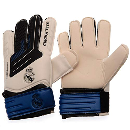 Real Madrid CF - Guantes portero junior Talla Única