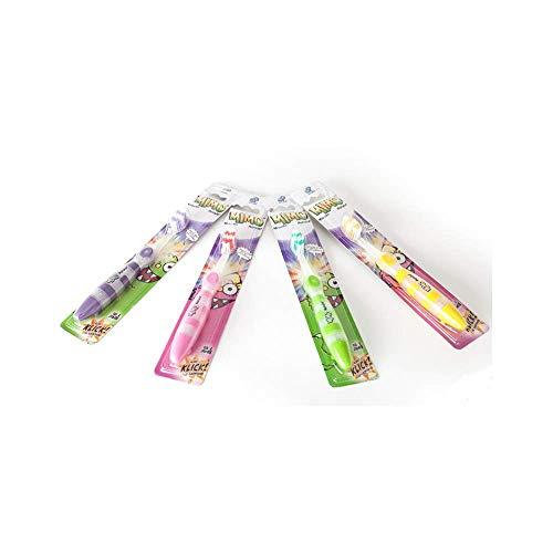 MIMO elektrische Zahnbürste blinkende LED-Zahnbürste Kinderzahnbürste Zähneputzen für Mädchen und Jungen