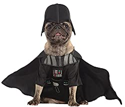 Rubies Costume Star Wars Collection Pet Costume, X-Large, Darth Vader