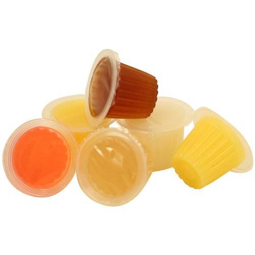 Assorted Fruit Cups - Jelly Parrot Treats 6pk
