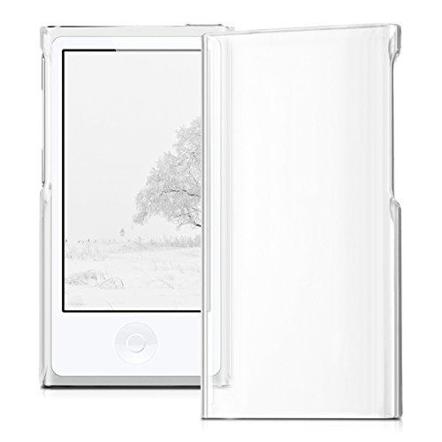 kwmobile-elegante-funda-rigida-transparente-ultrafina-para-apple-ipod-nano-7-transparente