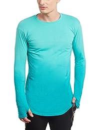 FUGAZEE Ombre Thumbhole T-Shirt