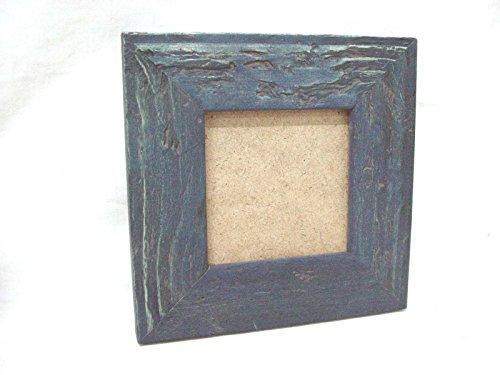 moldura-marco-madera-sin-cristal-para-cuadro-antigua-pequena-azul