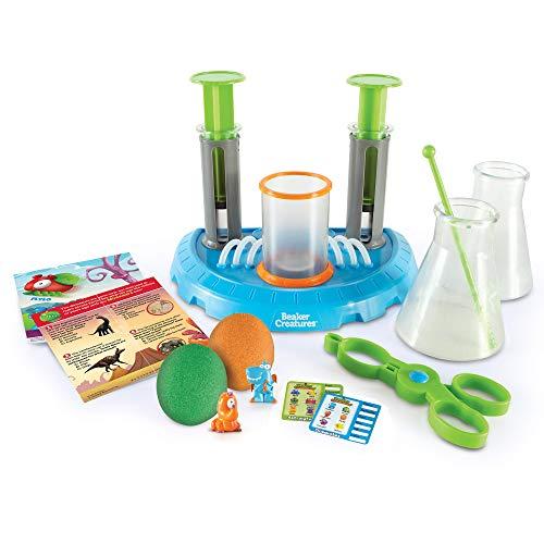 Learning resources lab set da laboratorio beaker creatures, colore, ler3813